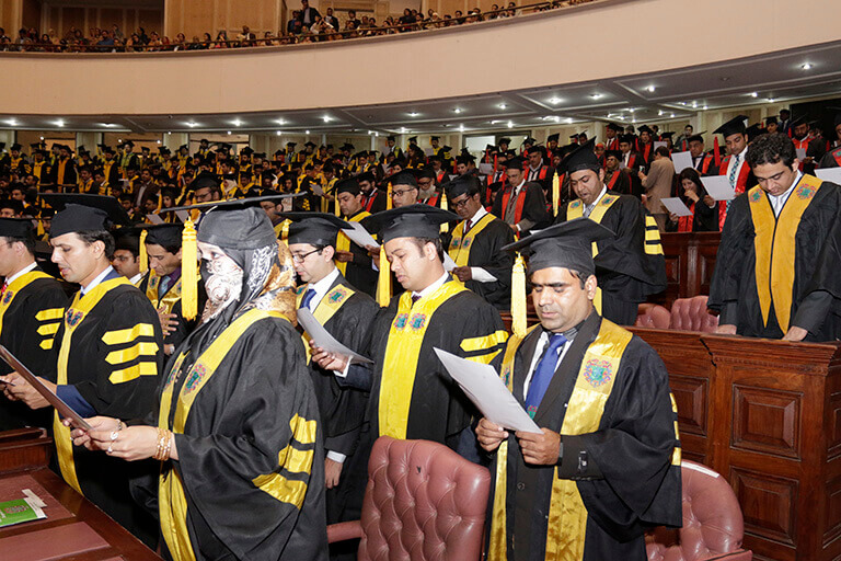 51st Convocation Lahore