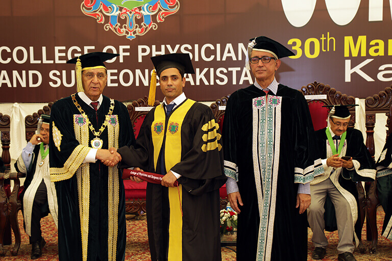 52nd Convocation Karachi