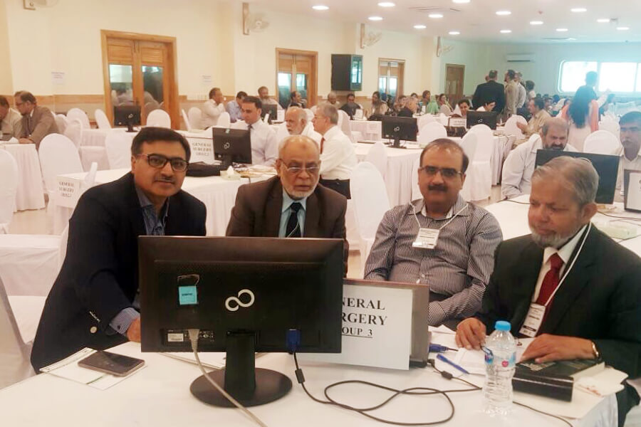 MCQ Review Retreat  Islamabad