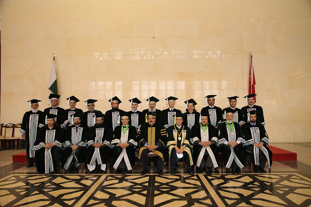 52nd Convocation Islamabad