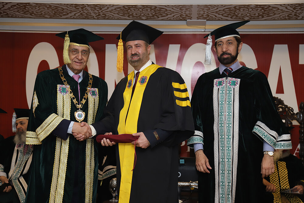 52nd Convocation Peshawar
