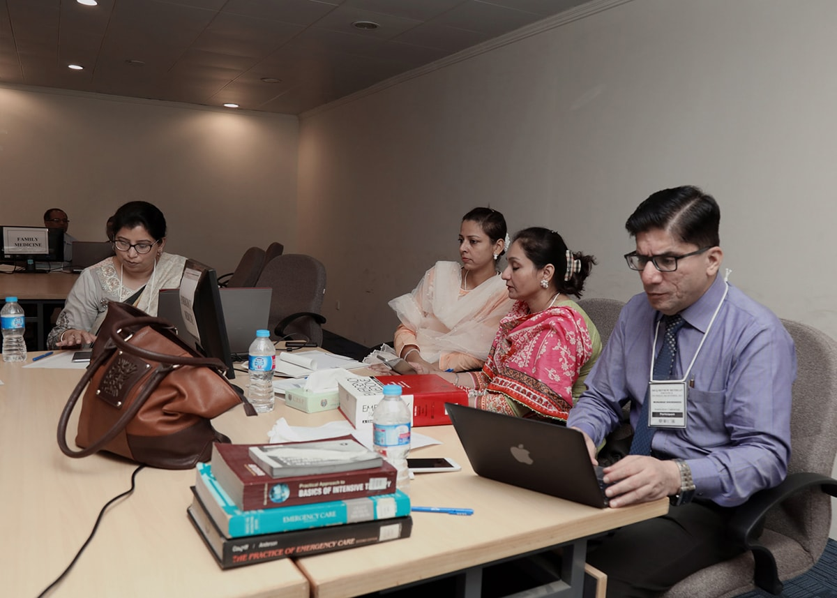 MCQ Review Retreat - Medicine and Allied Specialties
